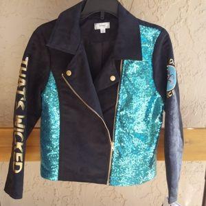 NWT! Girls Disney Descendants 3 jacket